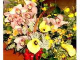 花キューピットでプレゼント